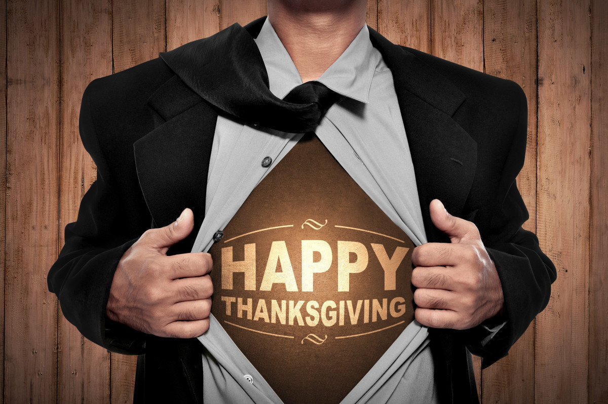 Gay Men at Thanksgiving: Gratitude, History, Community