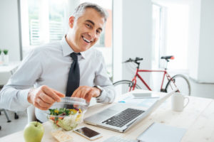 Nutrition and exercise help support your mental well-being.