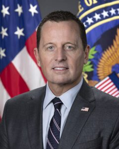Trump appointed Richard Grenell, an openly gay cabinet member - an empty gesture while his administration spearheads anti-LGBT policies.