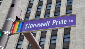 Stonewall represents a turning point in our history. Let's try to protect our progress.